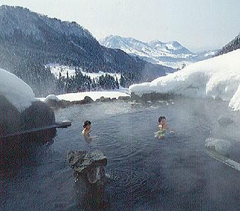 馬曲温泉「望郷の湯」